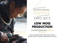 Expo 2015 - Low MOQ Production