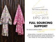 Expo 2015 - Full Sourcing Support