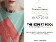 Expo 2015 - Expert Pool