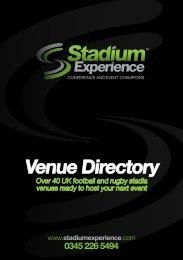 Venue Directory
