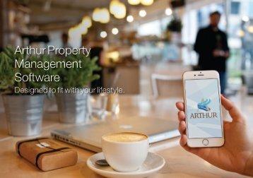 Arthur Property Management Software