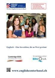 English Center Basel