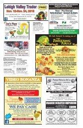 Lehigh Valley Trader November 12-November 25, 2015 issue