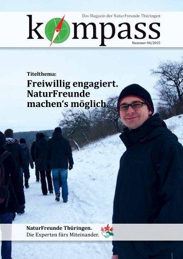 """Magazin """"Kompass"""" 04/15"""