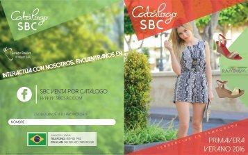 SBC Venta por Catálogo 2016
