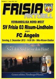 Nr. 10 - SV Frisia 03 Risum-Lindholm eV