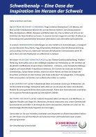 Schweibenalp Jahresprogramm 2016 - Page 2