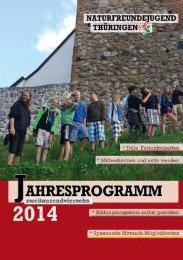 Jahresprogramm 2014