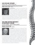 PHILADELPHIA SPINE RESEARCH SYMPOSIUM - Page 3