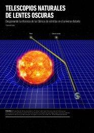 TELESCOPIOS NATURALES DE LENTES OSCURAS