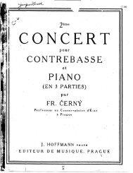 CERNY CONCERTO pf.