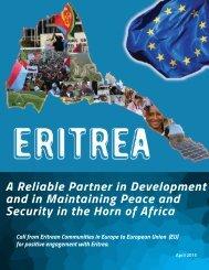 Eritrea a Reliable Partner EU-GJF