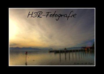 Kalender HDR-Fotografie