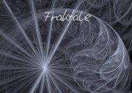 Kalender Apophysis-Fraktale