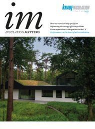 Sustainability Report Insulation Matters 2015_0