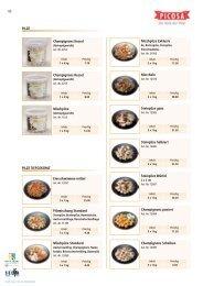 pilze pilze tiefgekühlt Champignons kessel pilzmischung Standard ...