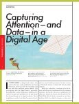Capturing Attention — and Data — in a Digital Age - Page 2