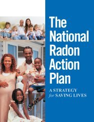 The National Radon Action Plan