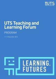 2015 Forum Program Short Version