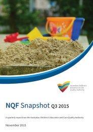 NQF Snapshot