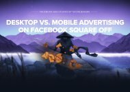 DESKTOP VS MOBILE ADVERTISING ON FACEBOOK SQUARE OFF