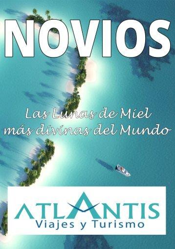 Catálogo de Novios Viajes Atlantis