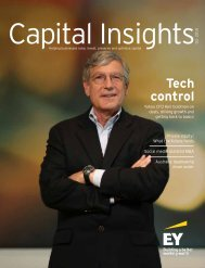 Capital Insights