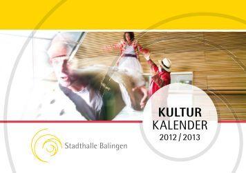 Die 5 Abos der Saison 2012 / 2013 - Stadthalle Balingen