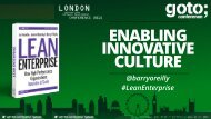 ENABLING INNOVATIVE CULTURE