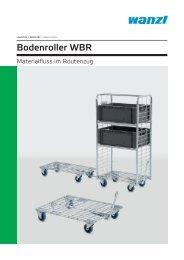 Bodenroller WBR
