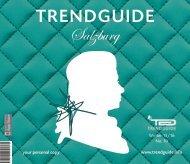 Trendguide Salzburg Vol 10
