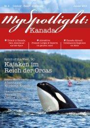 MySpotlight Kanada #2 Jan 2015