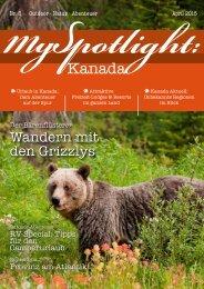 MySpotlight Kanada #3 Apr 2015