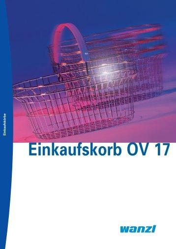 Einkaufskorb OV17