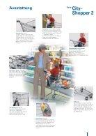 Einkaufswagen City Shopper 2 - Seite 7