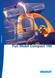 Einkaufswagen FunMobil Compact