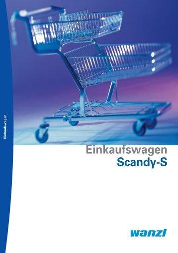 Einkaufswagen Scandy S