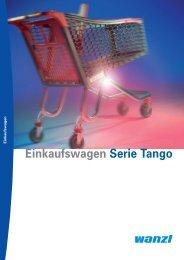 Einkaufswagen Serie Tango