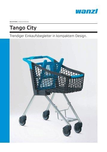 Einkaufswagen Tango City