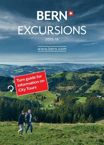 Bern Excursions 2015 / 2016