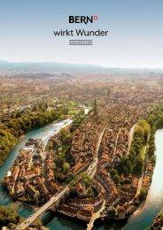 Bern wirkt wunder | Tourismus