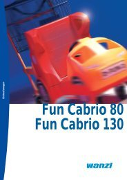 FunCabrio 80 und 130