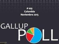 # 109 Colombia Noviembre 2015