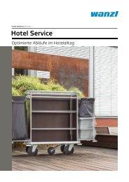 Gesamtkatalog Hotel Service