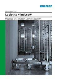 Gesamtkatalog Logistics und Industry