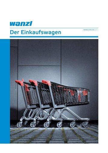 Imagekatalog Einkaufswagen