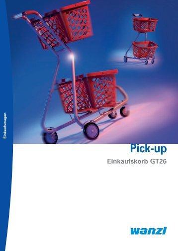 Pick up und GT26