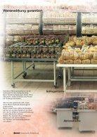 Verkaufsgeräte und Schlagertische - Seite 2