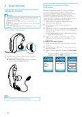 Philips Cuffie stereo Bluetooth - Istruzioni per l'uso - DEU - Page 7