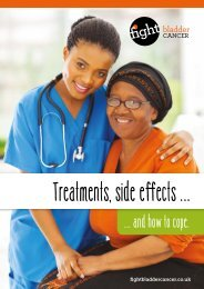 Treatments side effects …